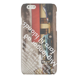 We would like to go to Iceland! iphone case