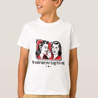 Weak Kung-Fu Red T-Shirt