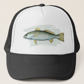 Weakfish Trucker Hat