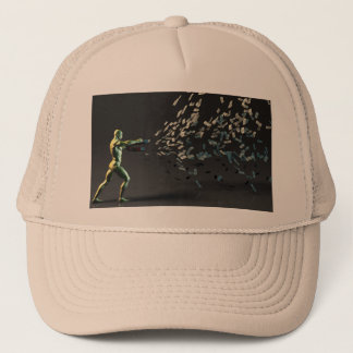 Wealth Management and Financial Planning Trucker Hat
