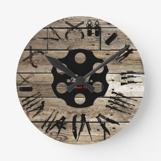 Weapon Clock