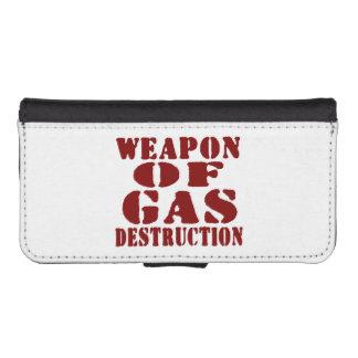 Weapon Of Gas Destruction