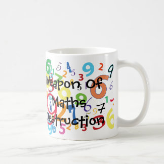 Weapon of Maths Destruction Mug