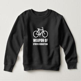 Weapon of Stress Reduction Biking Sweatshirt