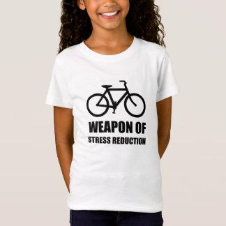 Weapon of Stress Reduction Biking T-Shirt