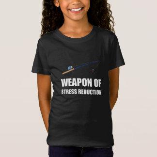 Weapon of Stress Reduction Fishing T-Shirt