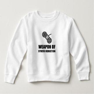 Weapon of Stress Reduction Gaming Sweatshirt
