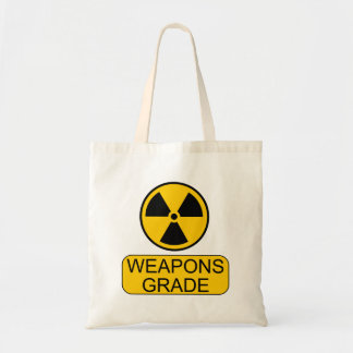 Weapons Grade Tote
