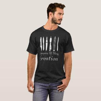 Weapons Of Mass Creation Writer T-Shirt