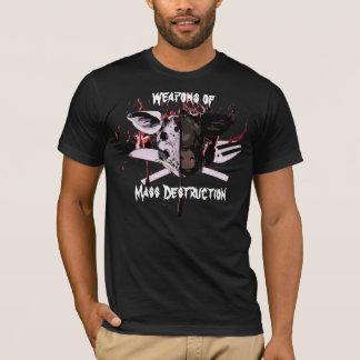 Weapons of Mass Destruction Dark T-shirt