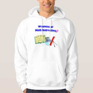 Weapons of Math Instruction T-Shirt - Customized