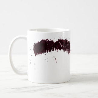 WEAR A MOUSTACHE COFFEE MUG