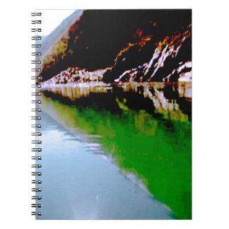 Wear n share blessings Holy River Ganga Himalaya Note Books