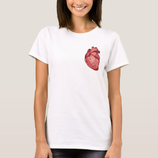 Wear Your Heart On Your Tee