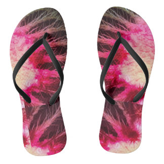 Wearable Art/Photo - Cactus in Pink Thongs