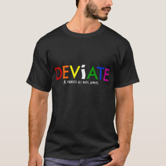 Wearable deviance T-Shirt