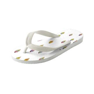 Wearable Ice Cream Cones Thongs