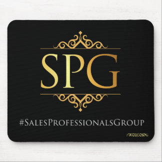 #WeAreSPG Mouse Pad