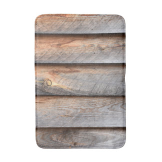 Wearhwred Wood Boards Bath Mat