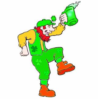 Wearin' O' The Green Standing Photo Sculpture