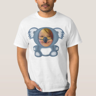 Wearing a Koala Suit Template T-Shirt