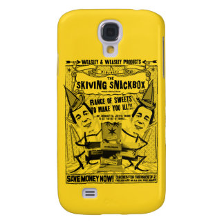 Weasley and weasley Products Samsung Galaxy S4 Case