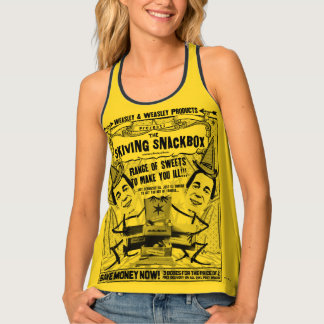 Weasley and weasley Products Tank Top
