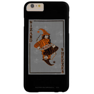 Weasleys' Card Back Barely There iPhone 6 Plus Case