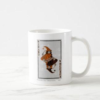 Weasleys' Card Back Basic White Mug