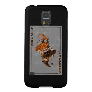 Weasleys' Card Back Galaxy S5 Cases