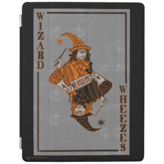 Weasleys' Card Back iPad Cover