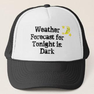Weather Forecast Trucker Hat
