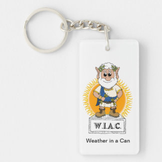 Weather in a Can Key Ring