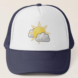 Weather = Mood, by TRICKSTER REX Trucker Hat