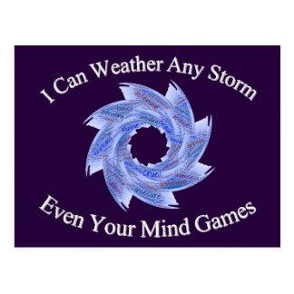 Weather Postcard