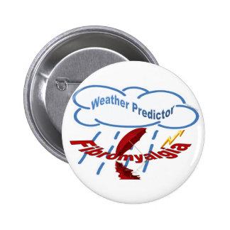 Weather Predictor 6 Cm Round Badge