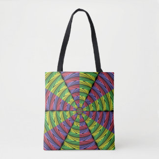 Weather Report Tote Bag
