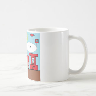 weather service coffee mug