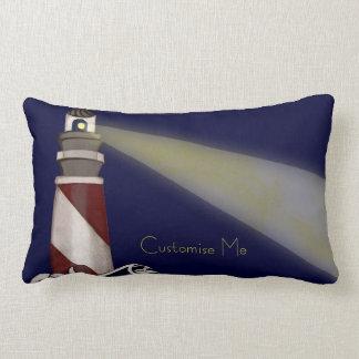 Weather the Storm Lumbar Pillow