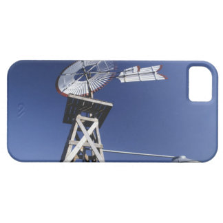 Weather vane and water tank, San Antonio, Texas, iPhone 5 Cover