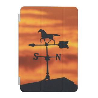Weather Vane at Sunset iPad Mini Cover