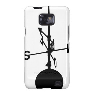 Weather Vane Galaxy S2 Cover