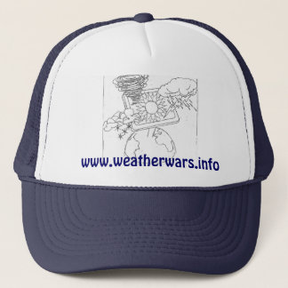 Weather wars hat