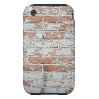 Weathered Brick Wall iPhone 3 Tough Cases