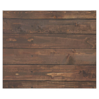 Weathered Brown Wood Wall Texture