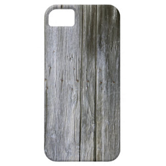Weathered Door Planks iPhone SE+5/5S Case
