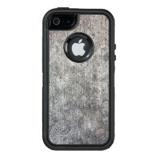 Weathered Grey Cement Sidewalk OtterBox iPhone 5/5s/SE Case