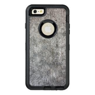 Weathered Grey Cement Sidewalk OtterBox iPhone 6/6s Plus Case