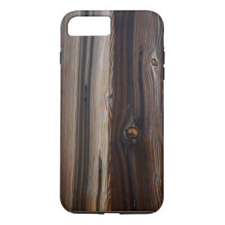 Weathered Old Wood Wall Texture iPhone 7 Plus Case