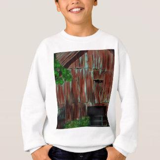 Weathered Red Barn Sweatshirt